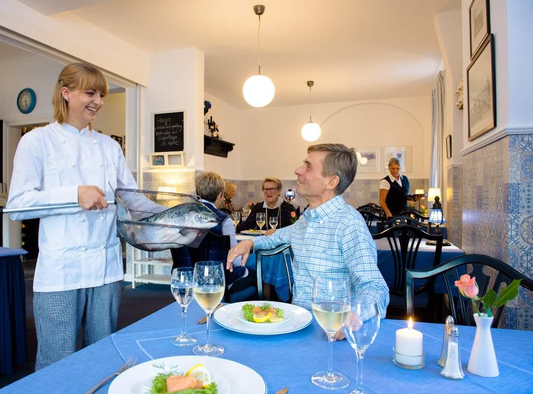 Unsere Brasserie